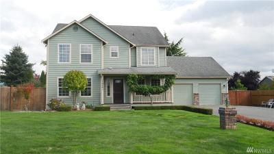 Buckley Single Family Home For Sale: 11215 222nd Av Ct E