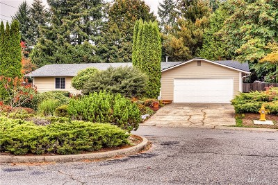 Olympia Single Family Home For Sale: 2606 28th Ave SE