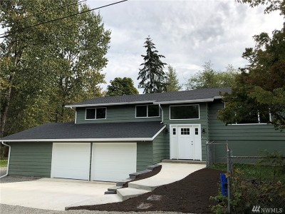 Puyallup Single Family Home For Sale: 5702 122nd St E