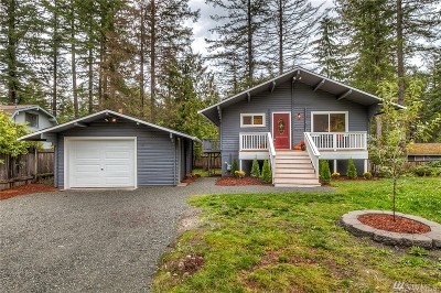 North Bend WA Single Family Home For Sale: $550,000