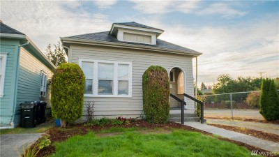 Tacoma Single Family Home For Sale: 3829 S Park Ave
