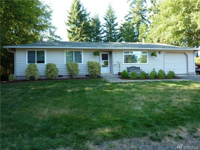 Gig Harbor Single Family Home For Sale: 4015 119th St Ct NW