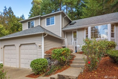 Gig Harbor Single Family Home For Sale: 11409 67th Ave NW