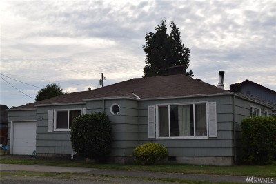 Auburn Single Family Home For Sale: 601 F St SE