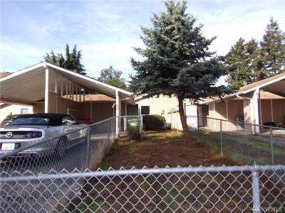 Tacoma Single Family Home For Sale: 10436 12th Av Ct S