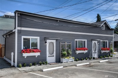 Burien Multi Family Home For Sale: 15212 9th Ave SW #A&B