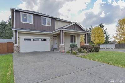Tacoma Single Family Home For Sale: 3506 181st St E
