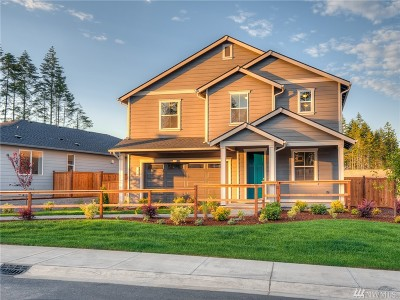 Lakewood Single Family Home For Sale: 8014 116th St Ct SW #Lot25