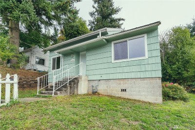 Chehalis Single Family Home For Sale: 664 NE Franklin