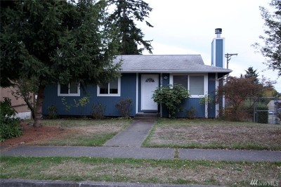 Tacoma Single Family Home For Sale: 5126 8th St
