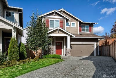 Bothell Single Family Home For Sale: 22609 36th Dr SE