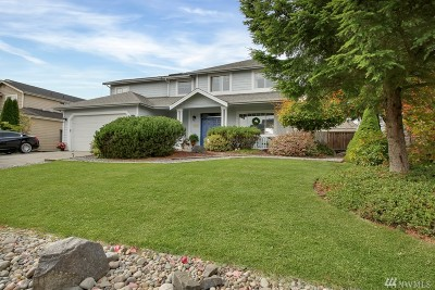 Puyallup Single Family Home For Sale: 13708 68th Av Ct E
