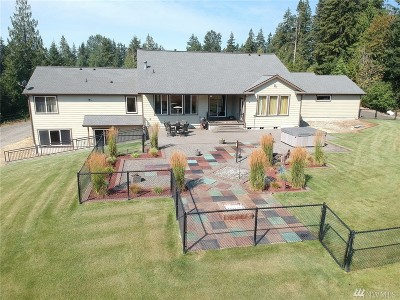 Thurston County Single Family Home For Sale: 12320 SE Vail Cut Off Rd