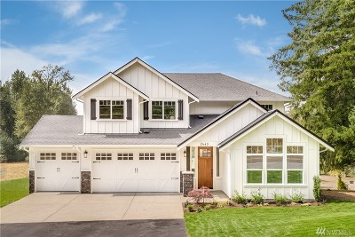 Lake Stevens Single Family Home Contingent: 2440 Callow Road