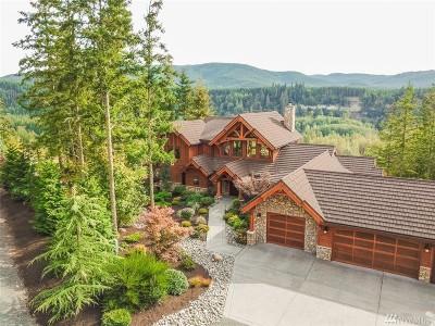 Eatonville Single Family Home For Sale: 3828 River Ridge Dr E