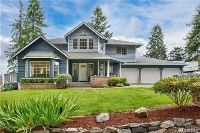 Gig Harbor Single Family Home For Sale: 1418 112th St Ct NW