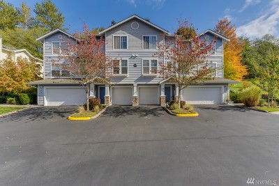 Snohomish Condo/Townhouse For Sale: 14007 69th Dr SE #G2
