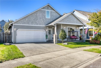 Lacey Single Family Home For Sale: 7149 Stone St SE