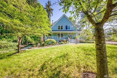 Bainbridge Island Single Family Home For Sale: 5940 Rose Lp NE