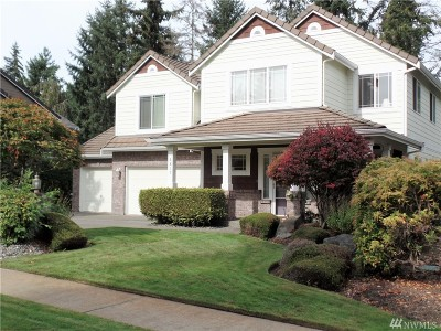 Puyallup Single Family Home For Sale: 6825 76th St Ct E