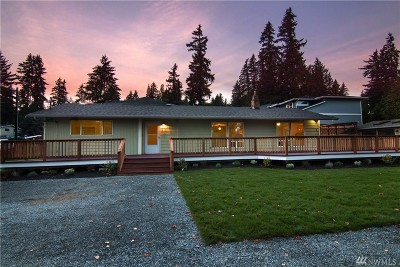 Lynnwood Single Family Home For Sale: 3019 173rd Place SW