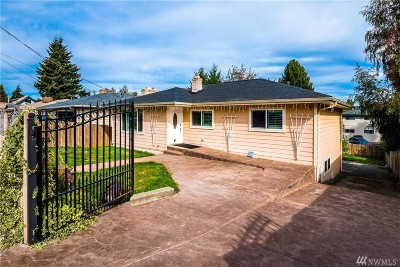 SeaTac Single Family Home For Sale: 15226 30th Ave S