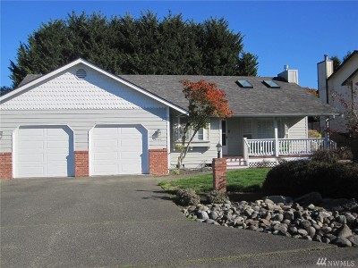Puyallup Single Family Home For Sale: 13227 119th Av Ct E