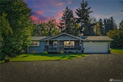 Lake Tapps Single Family Home For Sale: 19230 54th St E
