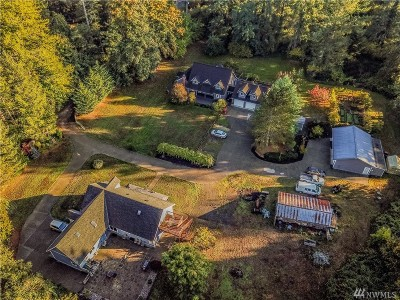 Gig Harbor Single Family Home For Sale: 10207 Creviston Dr NW