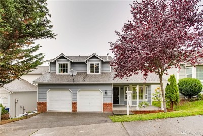Renton Single Family Home For Sale: 14522 SE 188 Wy