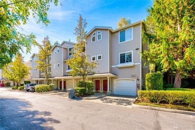 Bellevue Condo/Townhouse For Sale: 2020 132nd Ave SE #204