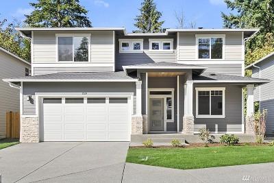 Bonney Lake Single Family Home For Sale: 7915 206th (Lot 4) Ave E #4
