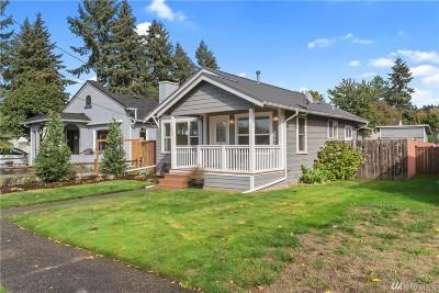 Auburn Single Family Home For Sale: 116 N St NE
