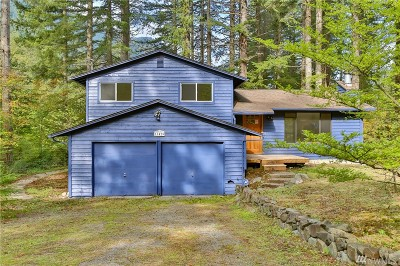 North Bend, Snoqualmie Single Family Home For Sale: 17425 426th Ave SE