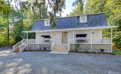 Bellingham Single Family Home For Sale: 4764 Mission Rd