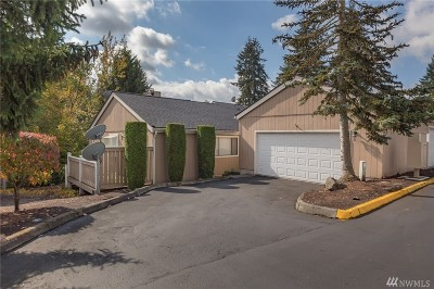Federal Way Condo/Townhouse For Sale: 3209 SW 319th Place #18