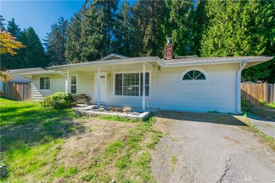Bothell Single Family Home For Sale: 19212 3rd Dr SE