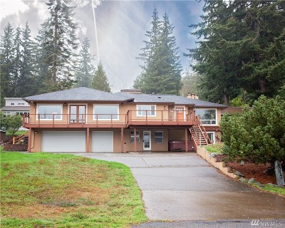 Bellingham Single Family Home For Sale: 4717 College St