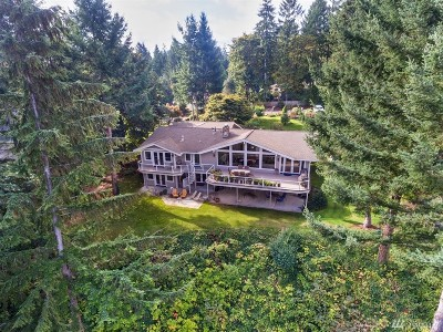 Gig Harbor Single Family Home For Sale: 4415 Holly Lane NW