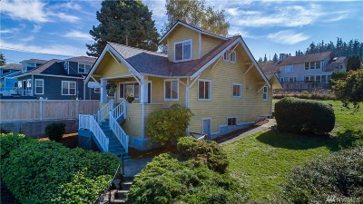 Mukilteo Single Family Home For Sale: 933 2nd St