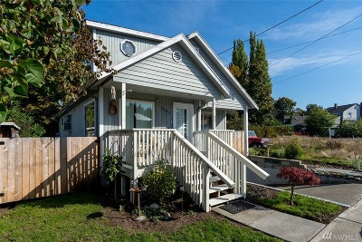 Everett Single Family Home For Sale: 3131 Tulalip Ave