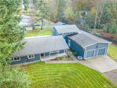 Renton Single Family Home For Sale: 13730 177th Ave SE