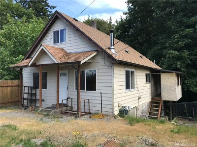 Port Orchard Single Family Home For Sale: 1725 Sidney Ave