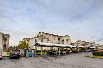 Puyallup WA Condo/Townhouse For Sale: $197,000