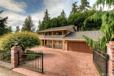 Burien Single Family Home For Sale: 2640 SW 163 St
