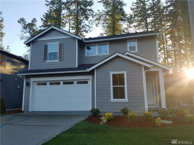 Lakewood Single Family Home For Sale: 8120 116th St Ct SW #Lot17