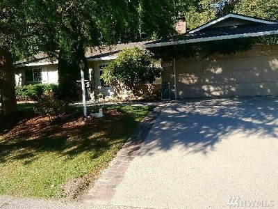 Renton Single Family Home For Sale: 14320 SE 196th Ct
