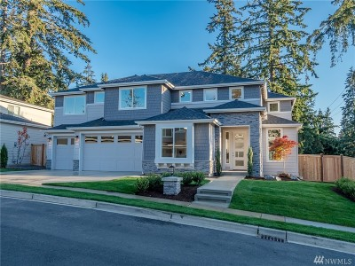 Shoreline Single Family Home For Sale: 15208 Greenwood Ave N