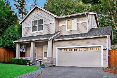 Issaquah Single Family Home For Sale: 514 Newport Wy NW