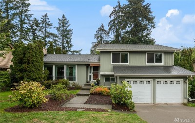Federal Way Single Family Home For Sale: 31228 47th Place SW